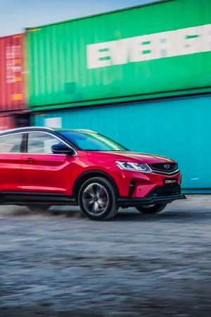 Продажи Geely Auto за шесть месяцев 2021 года превысили 630 000 автомобилей