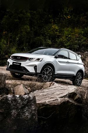 Компания Geely в России реализовала в июле более 2 500 автомобилей