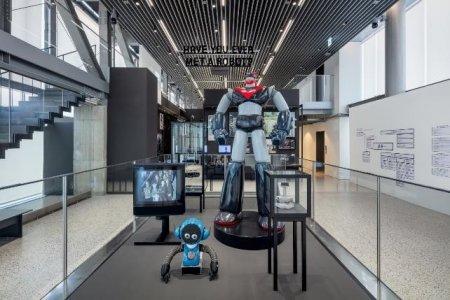 Hyundai Motor и Музей дизайна Vitra представляют выставку «Здравствуй, робот. Дизайн на стыке людей и машин» в Hyundai Motorstudio в Пусане