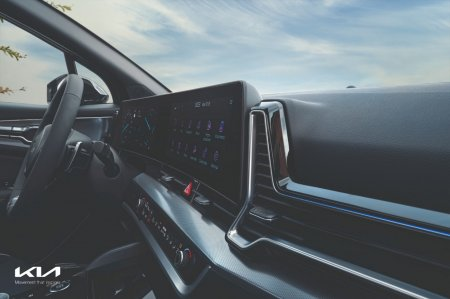 1 сентября состоялась премьера европейской версии нового Kia Sportage